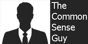 The Common Sense Guy