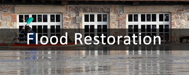 Flood restoration companies in the UK